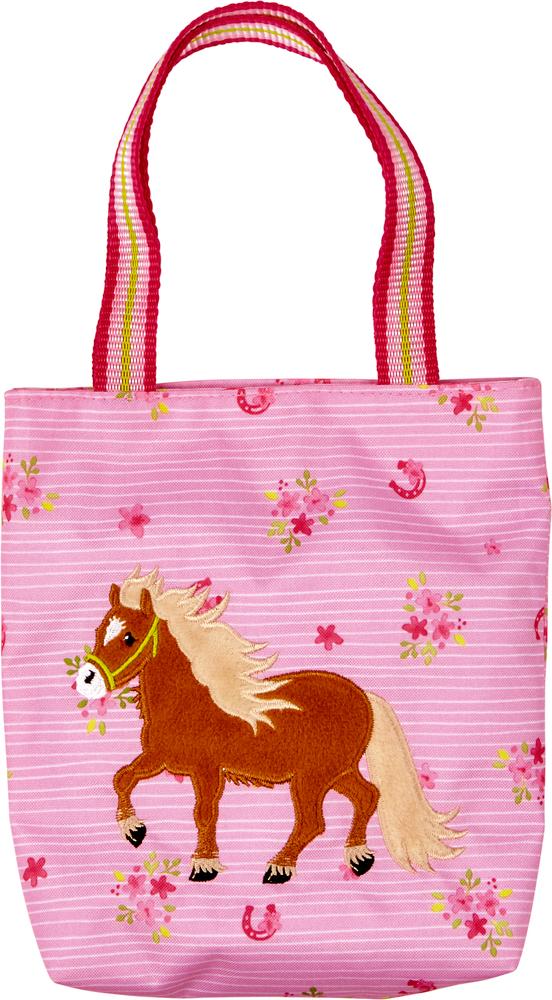 Täschchen Mein kleiner Ponyhof, rosa