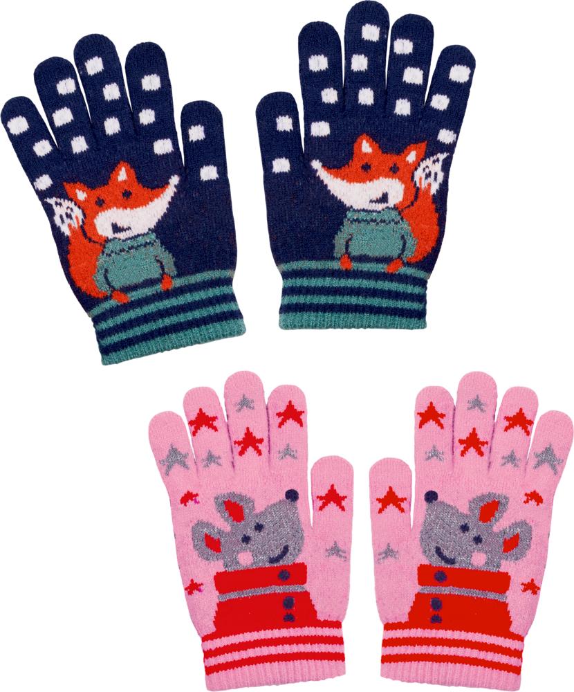 Zauberhandschuhe - Bärenstarke Weihnachten