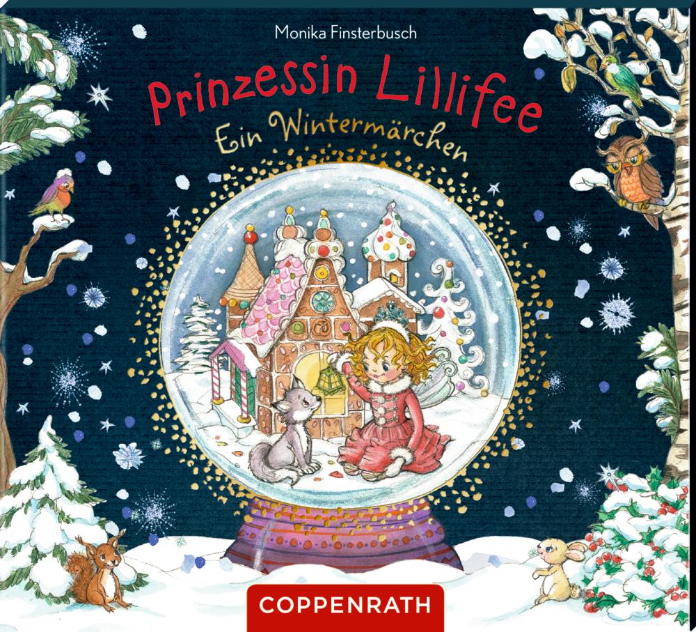 CD Hörbuch: Prinzessin Lillifee - Ein Wintermärchen