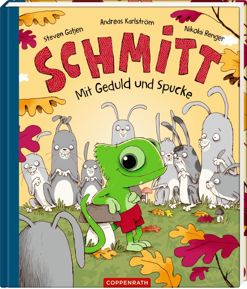 Schmitt (Bd.2) - Mit Geduld und Spucke