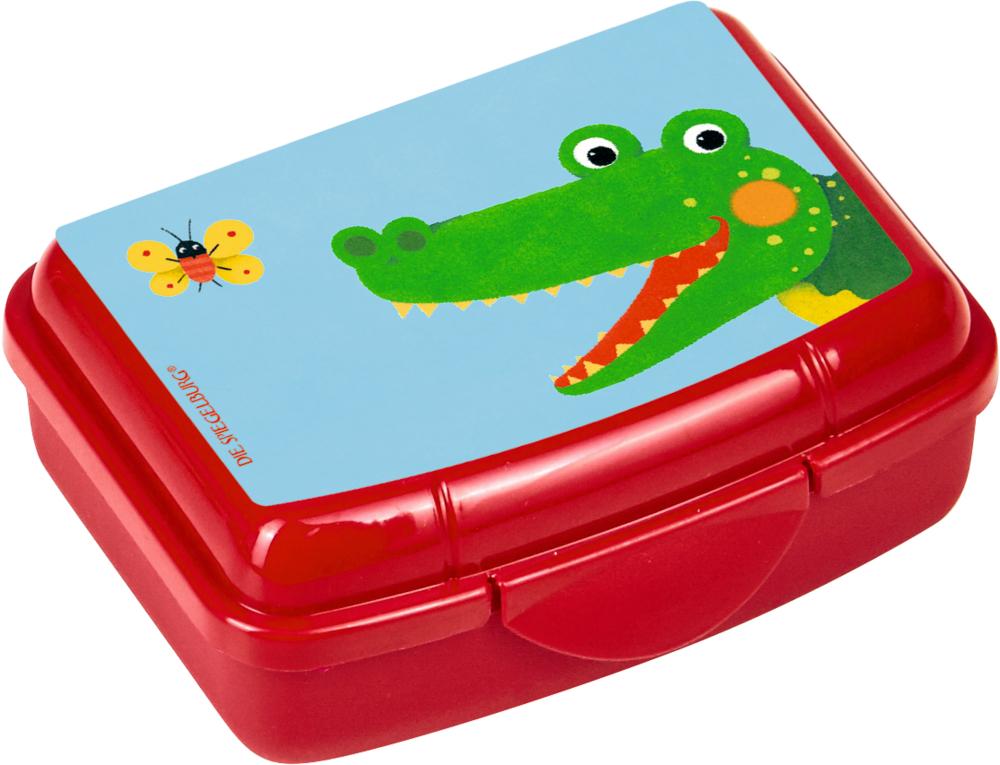 Mini-Snackbox Krokodil  Freche Rasselbande