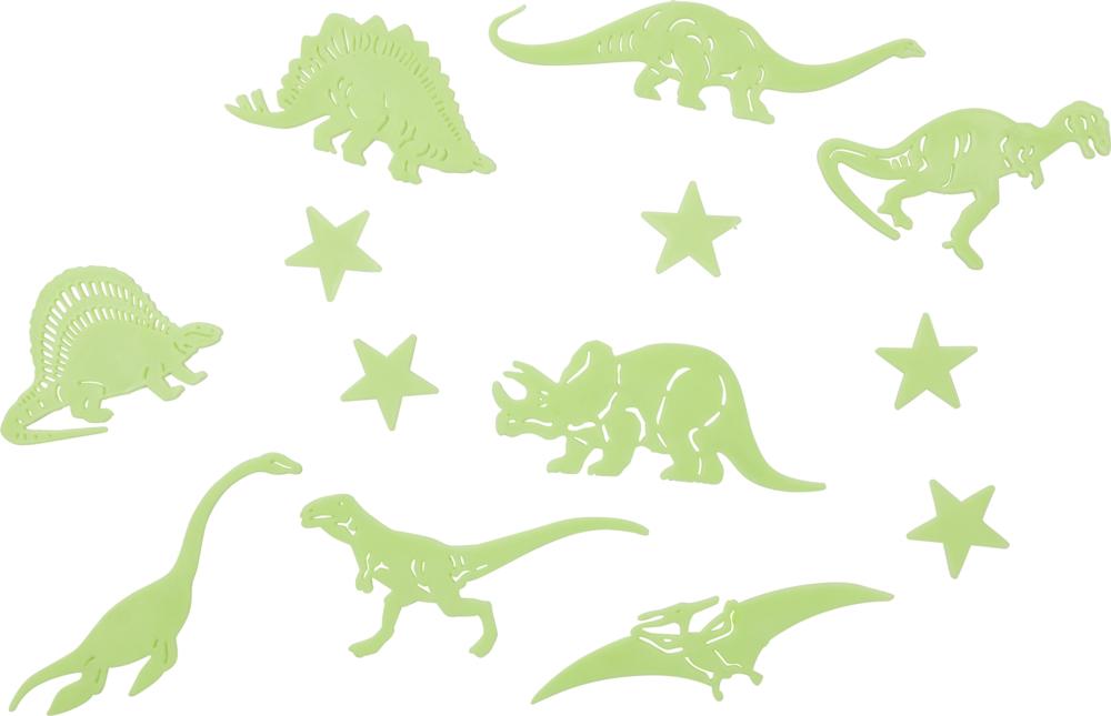 Leuchtende Dinosaurier (Nachtleuchtend) T-Rex World