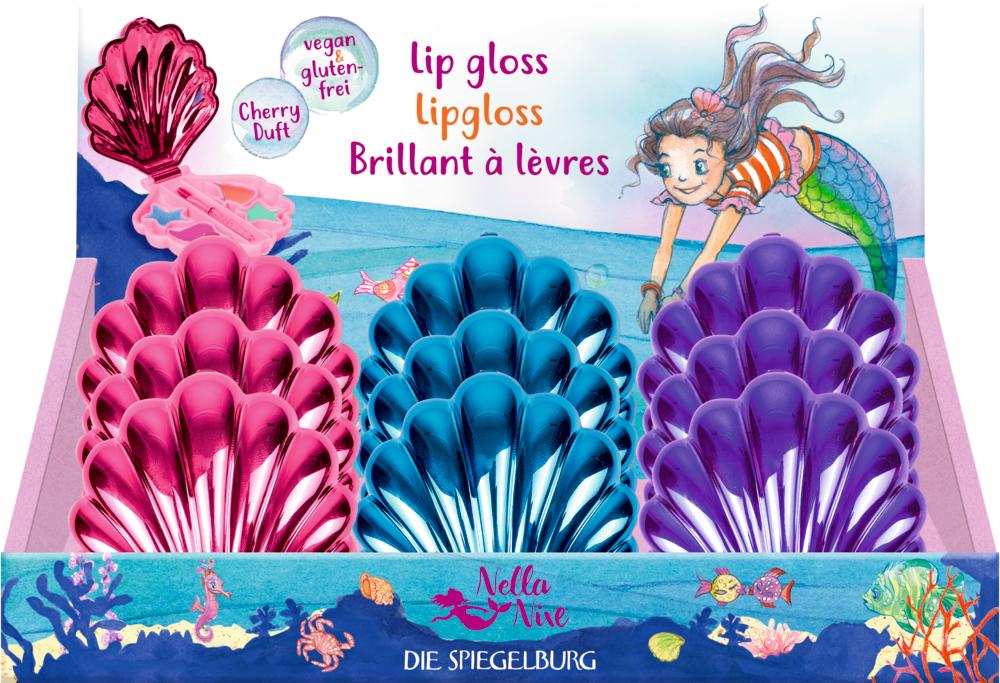 Lipgloss Nella Nixe