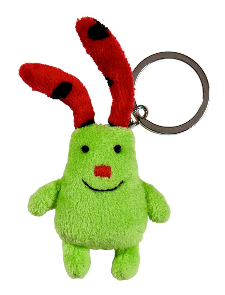 Schlüsselanhänger Das kleine Glück (im Display)