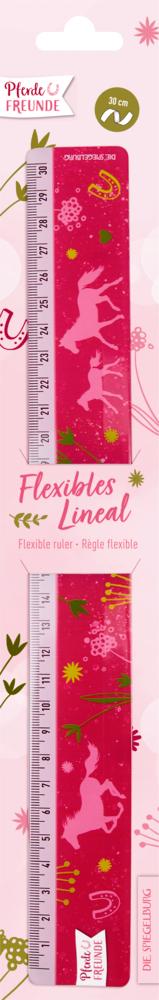 Flexibles Lineal Pferdefreunde