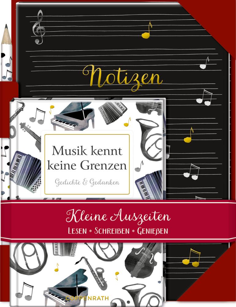 Kleine Auszeiten: Musik kennt keine Grenzen (Set) All about music