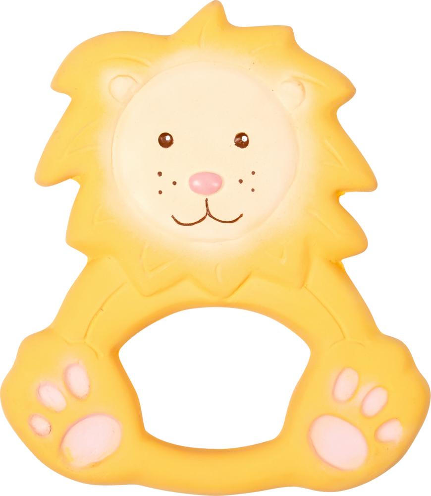 Beißring aus Naturkautschuk Löwe Louis