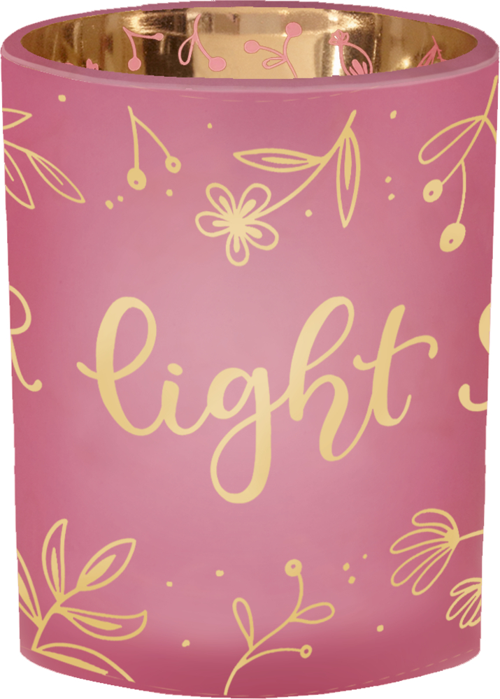 Glaswindlicht - Let your light shine