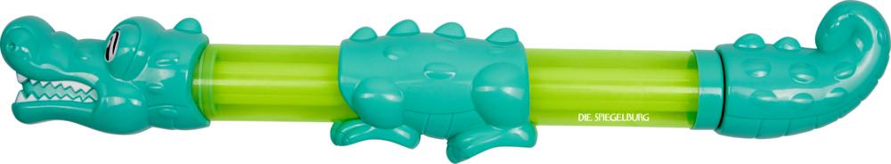 Krokodil-Wassershooter