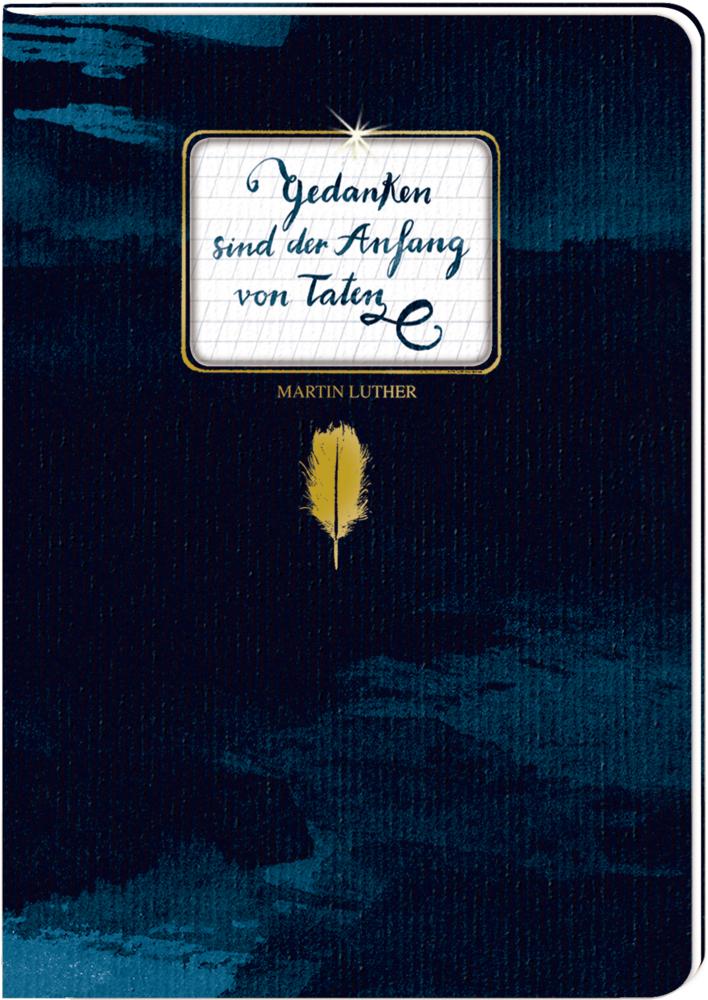 Notizheft DIN A5 BücherLiebe