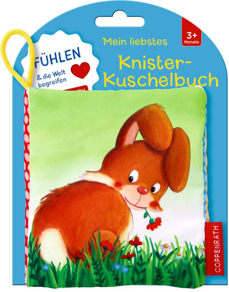 Mein liebstes Knister-Kuschelbuch: Bauernhoftiere (fühlen & begreifen)
