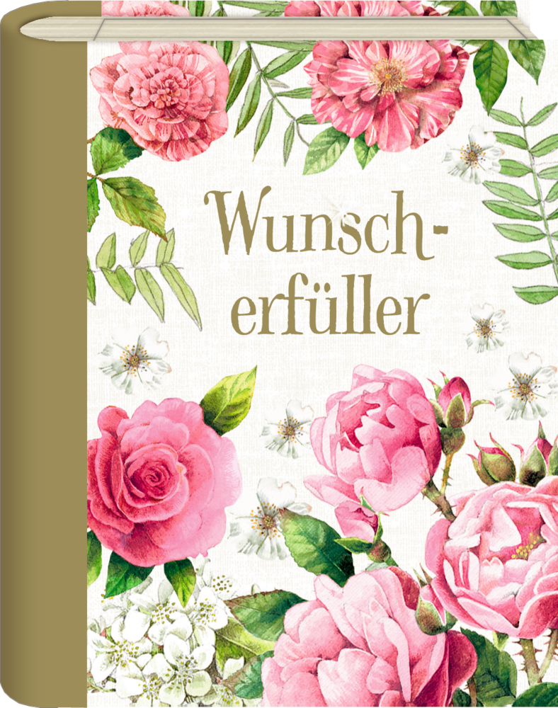 weiß, Wunscherfüller im Buchformat: Zauberhafte Wünsche (Bastin)