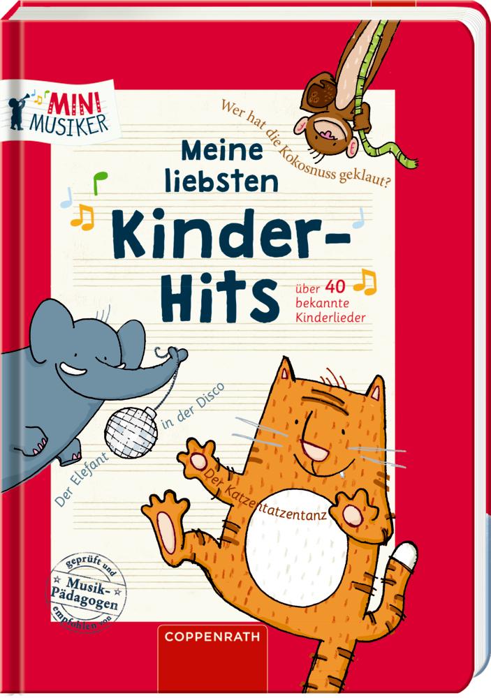 Meine liebsten Kinder-Hits (Mini-Musiker)