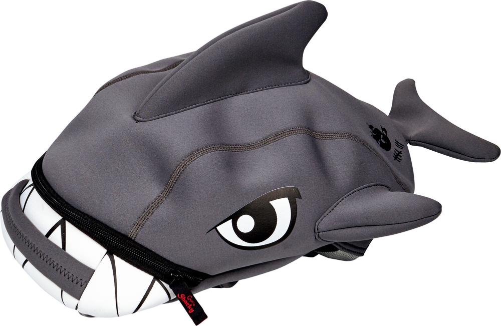 Hai-Rucksack Capt'n Sharky (aus Neopren)