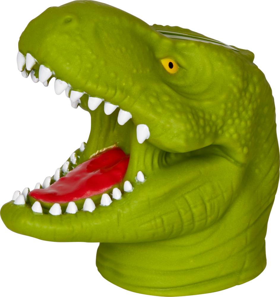 Dino-Spardose mit Lichteffekt T-Rex World