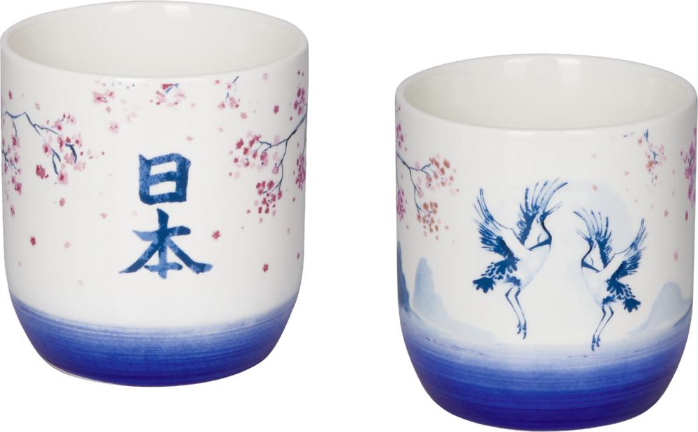 Porzellan-Becher - Meine japanische Küche
