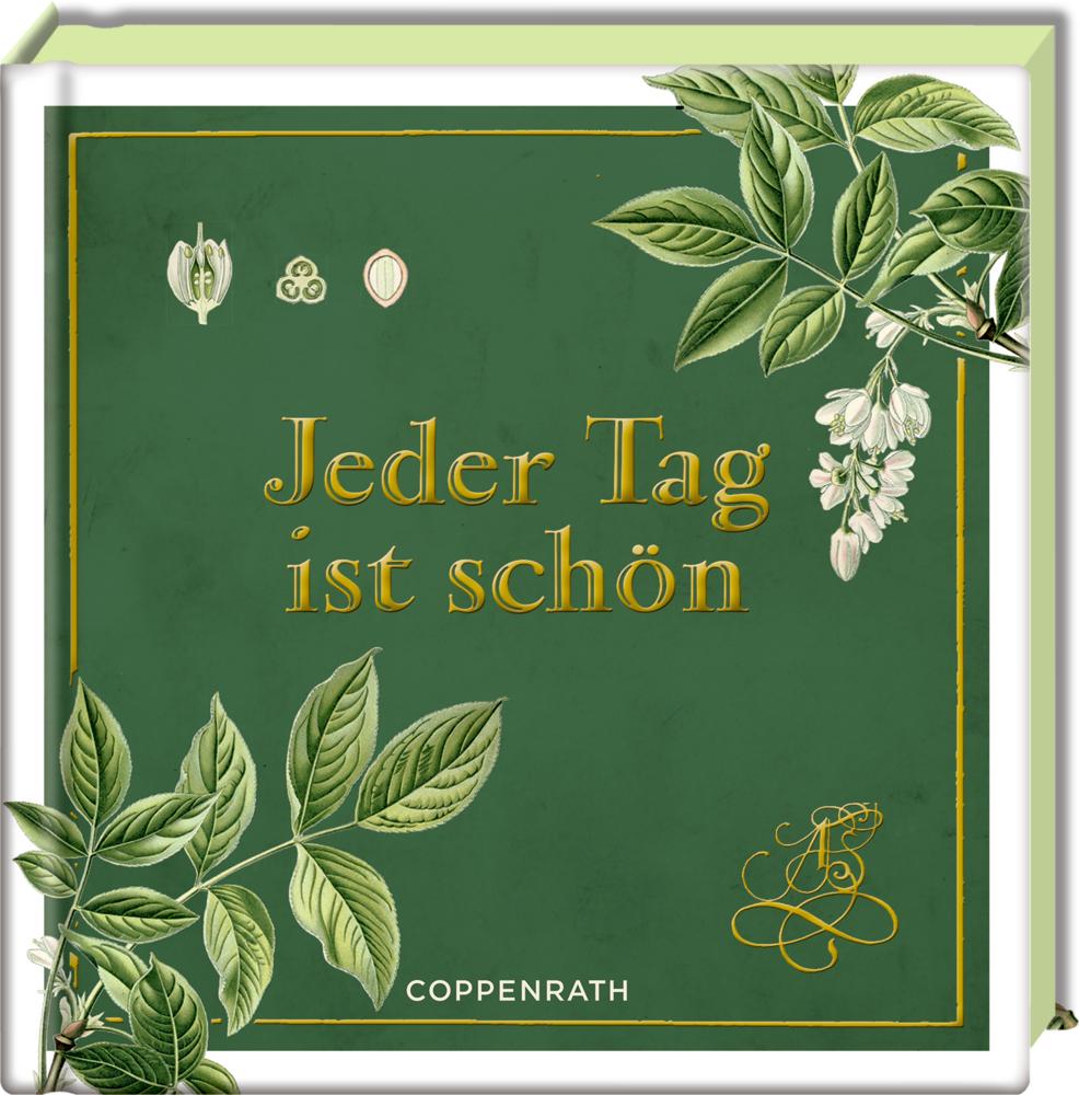 Coffeetable-Buch: Jeder Tag ist schön (Sammlung Augustina)