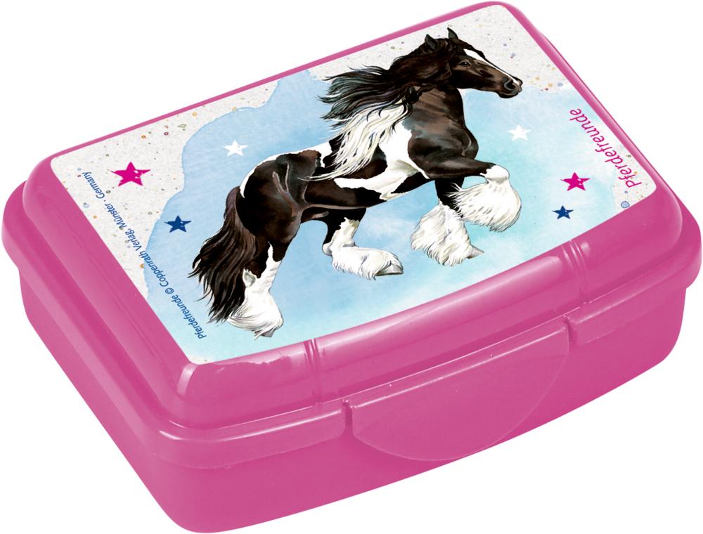 Mini-Snackbox  Pferdefreunde