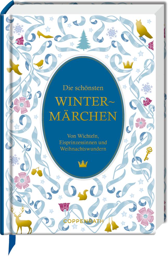 Kleine Schmuckausgabe: Die schönsten Wintermärchen
