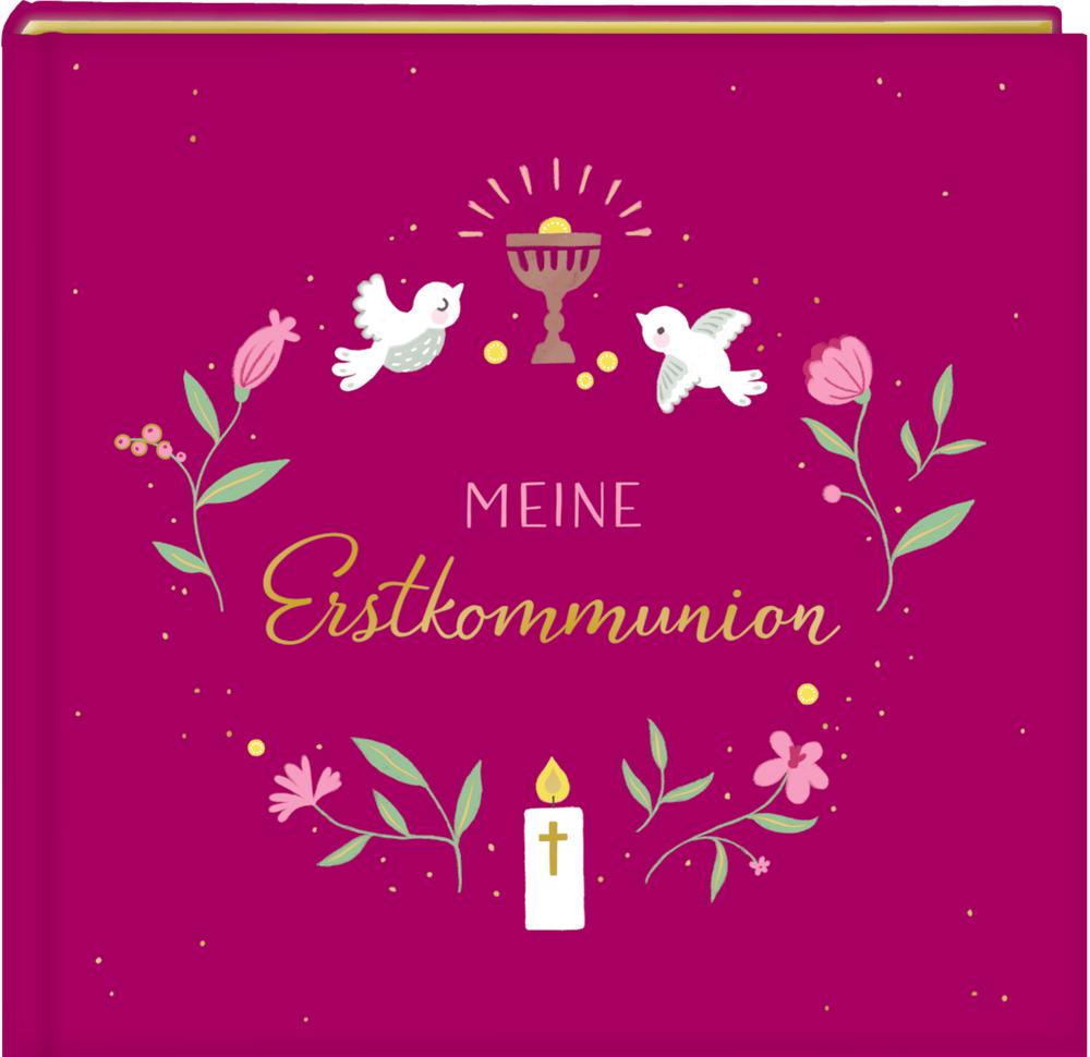 Eintragalbum - Meine Erstkommunion (beere)