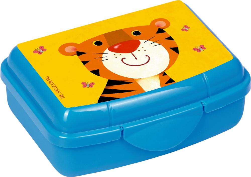 Mini-Snackbox Tiger  Freche Rasselbande