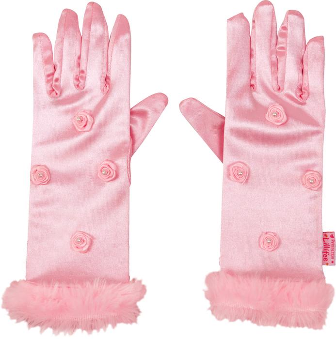 Prinzessinnen-Handschuhe  Prinzessin Lillifee, one size (4-6 Jahre)