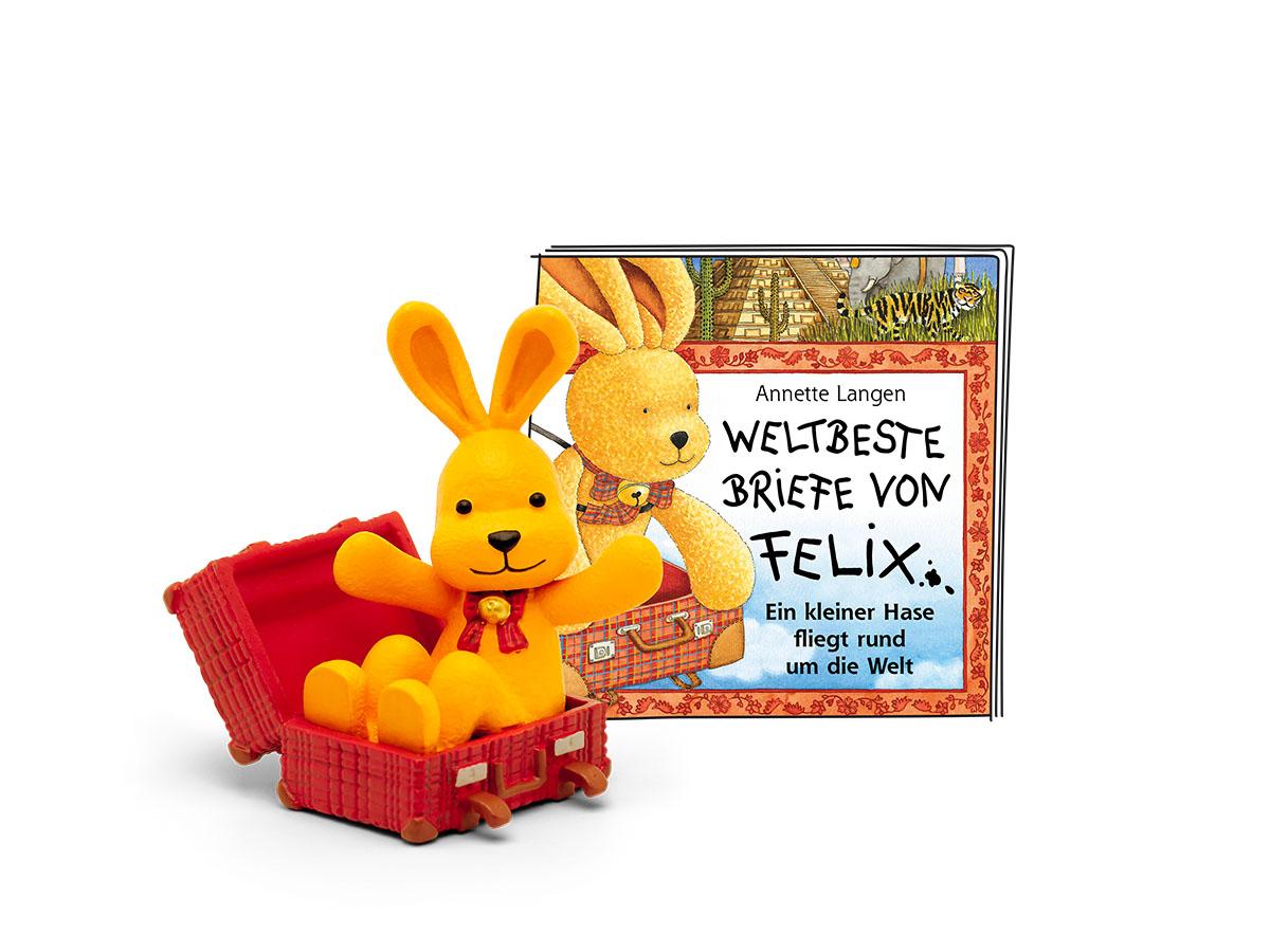 Tonies. Hörfigur Felix (Weltbeste Briefe von Felix) (Marke tonies)