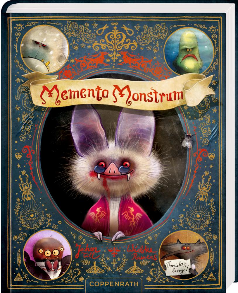Memento Monstrum - Vorsicht, bissig!