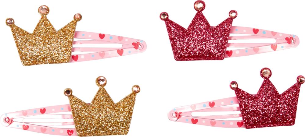 Krönchen-Haarclips Prinzessin Lillifee (Ballett)