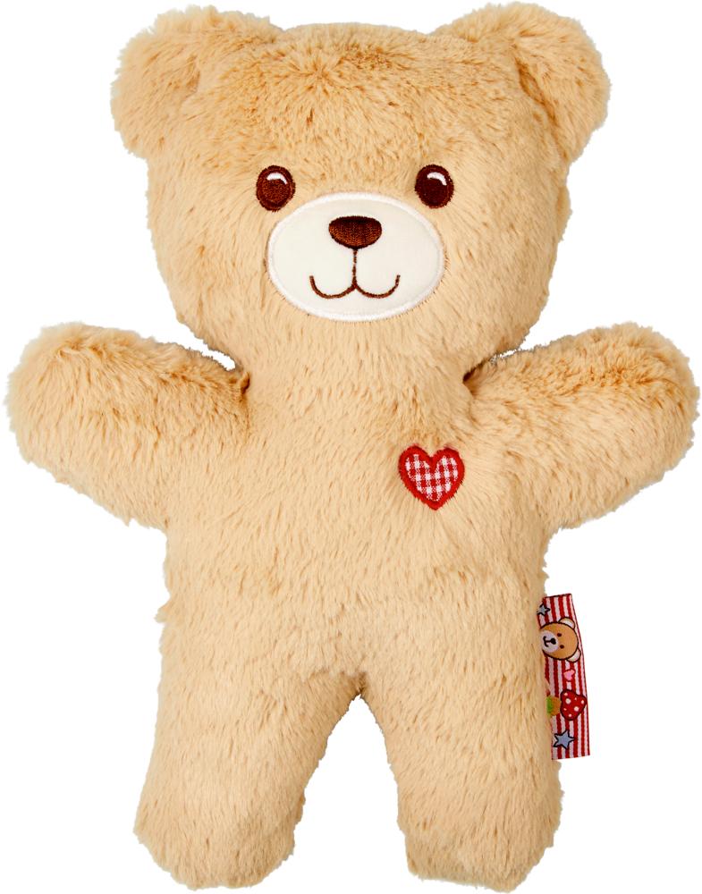 Mini-Kuschelkissen Teddy BabyGlück