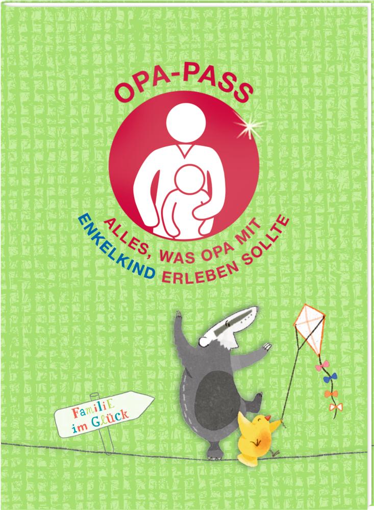 Opa-Pass - Alles, was OPA mit Enkelkind erleben sollte