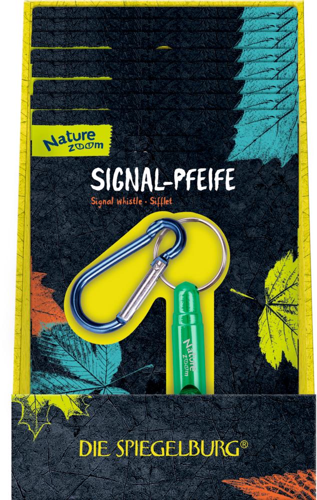 Signal-Pfeife Nature Zoom