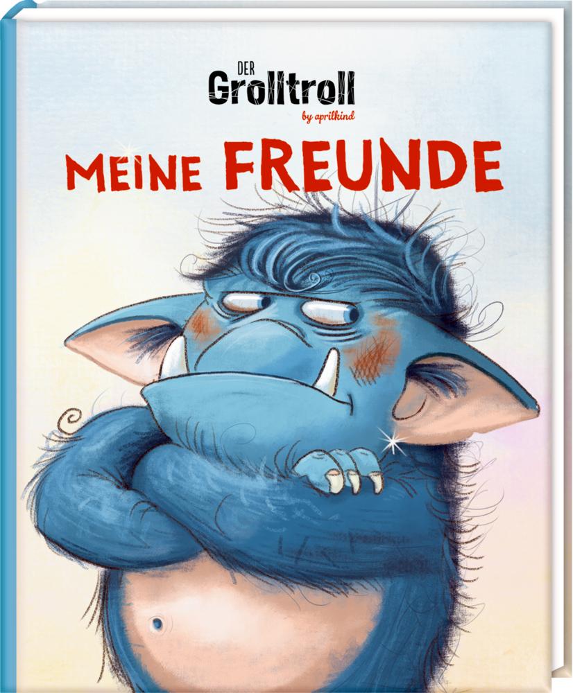 Freundebuch: Der Grolltroll - Meine Freunde
