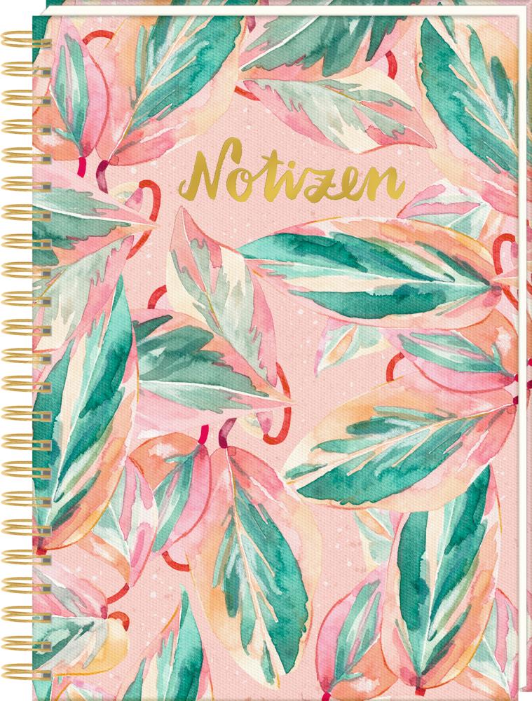 Ringbuch DIN A4 - Notizen (All about rosé)