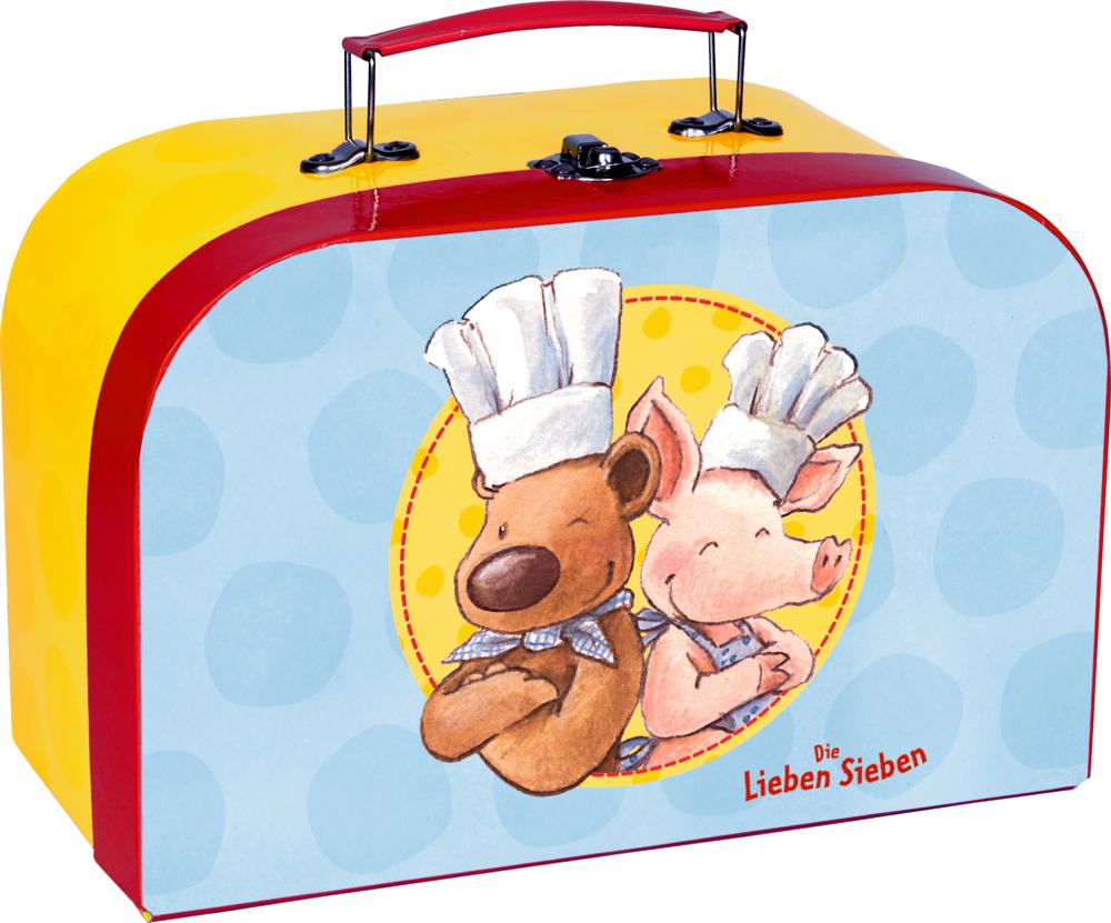 Koch-Set Die Lieben Sieben