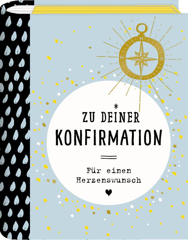 Wunscherfüller-Buchbox: Zu deiner Konfirmation
