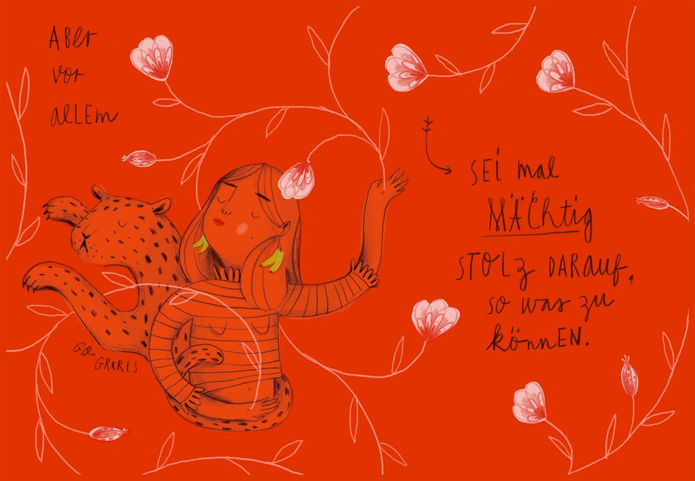Rot ist doch schön - FUN & FACTS rund ums Thema Menstruation