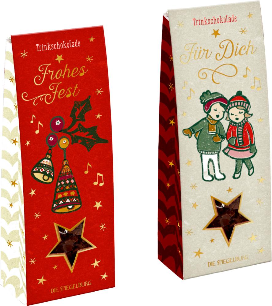 """Trinkschokolade """"Alle Jahre wieder…"""""""