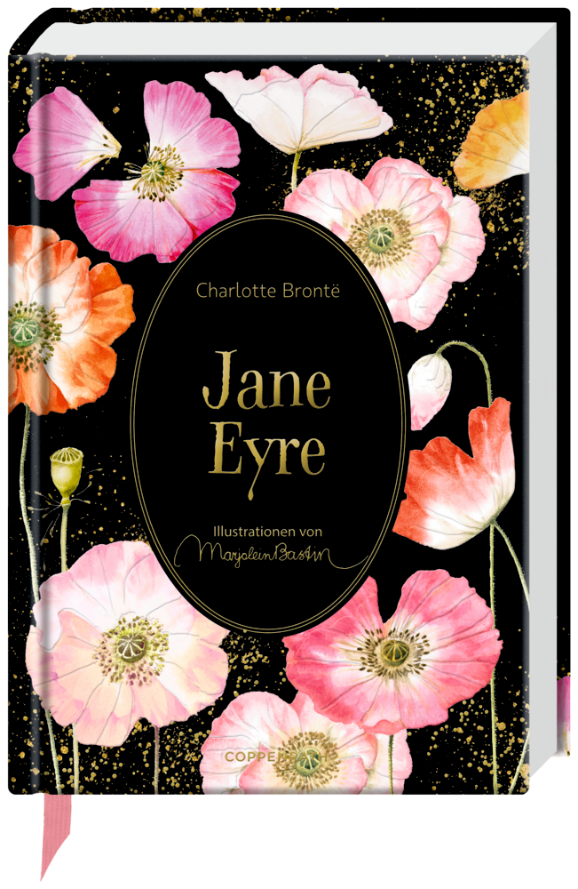 Schmuckausgabe (M. Bastin): Charlotte Brontë, Jane Eyre