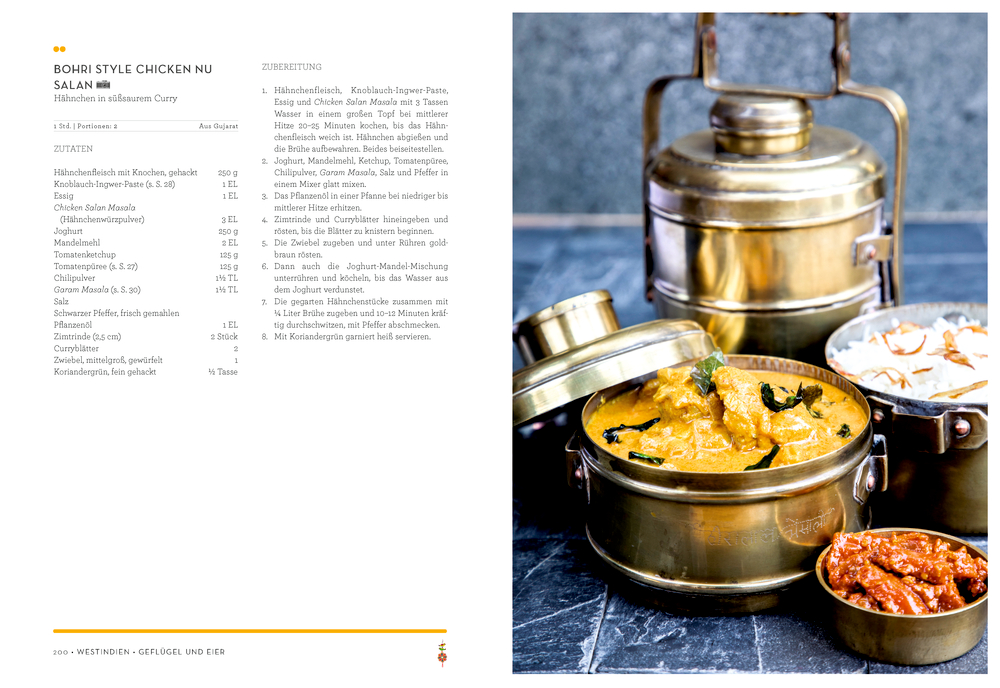 Die echte indische Küche
