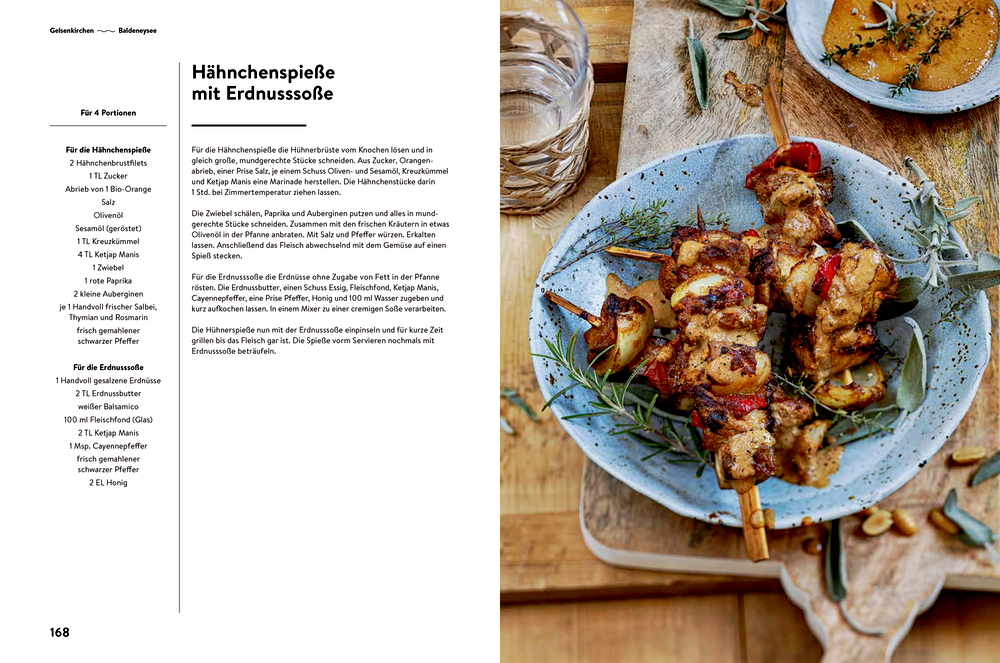 Lecker an Bord - Eine kulinarische Reise durch NRW