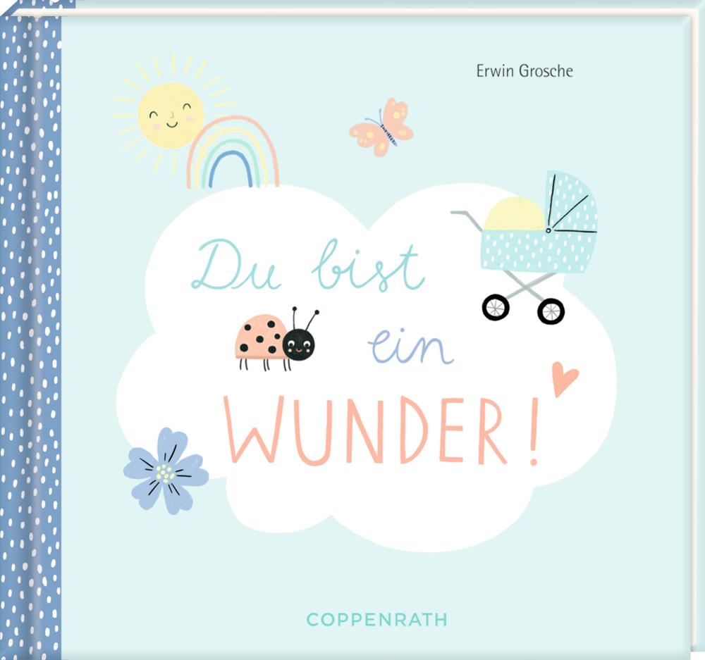 Geschenkbuch Meine kleine Welt - Du bist ein Wunder