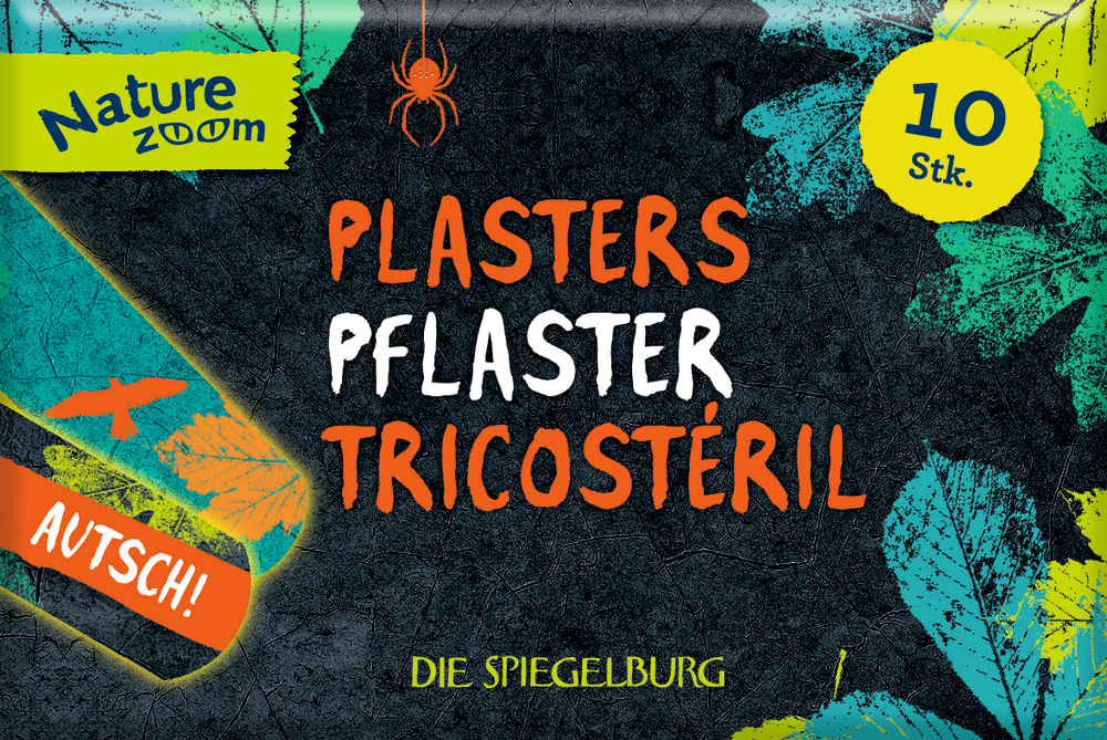 Pflasterstrips (10 St.) Nature Zoom