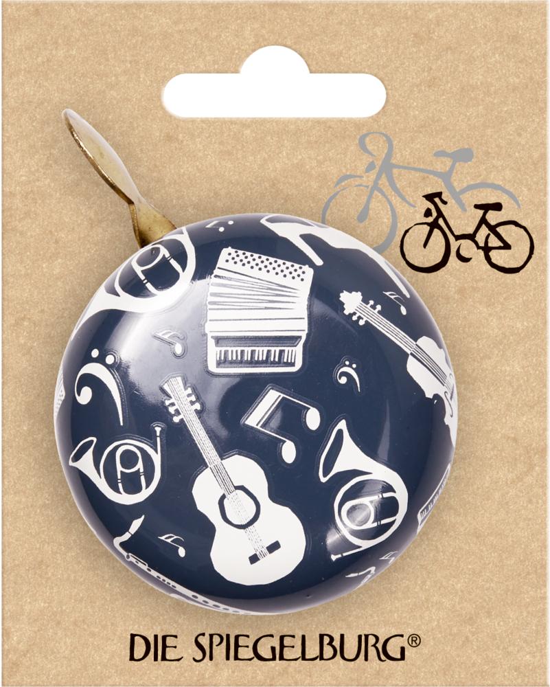Kl. Fahrradklingel All about music