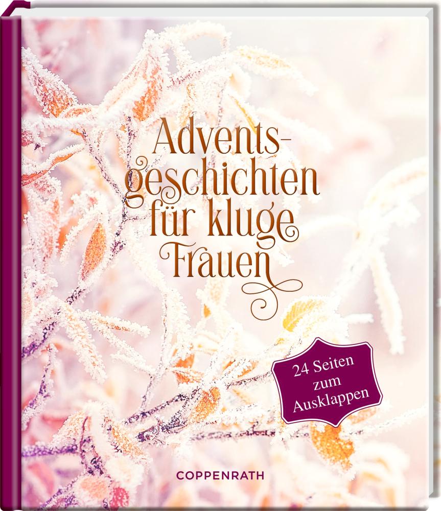 Adventskalenderbuch: Adventsgeschichten für kluge Frauen