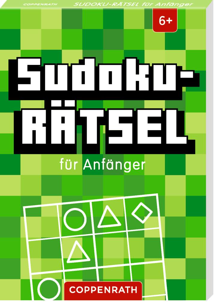 Sudoku-Rätsel für Anfänger