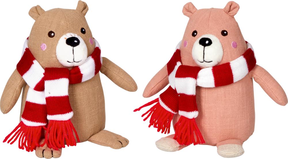 Bär Pam oder Phil - Bärenstarke Weihnachten