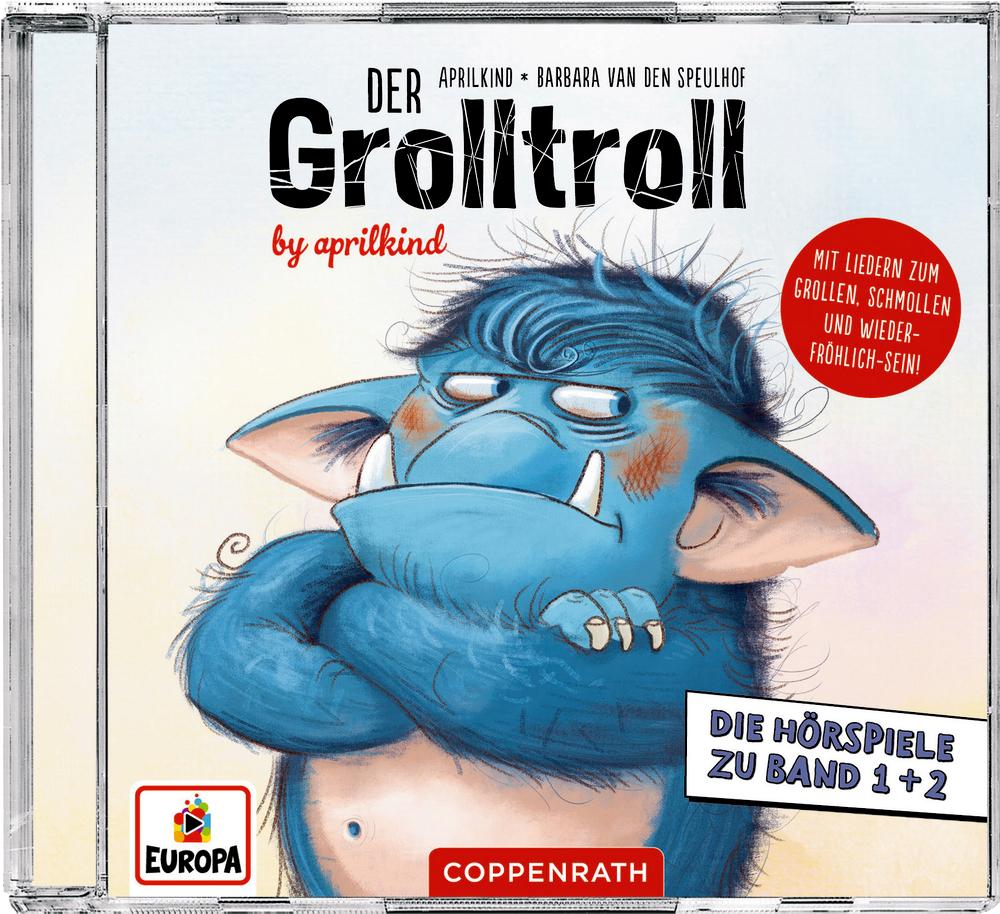 CD Hörspiel: Der Grolltroll & Der Groll. grollt heut nicht!?
