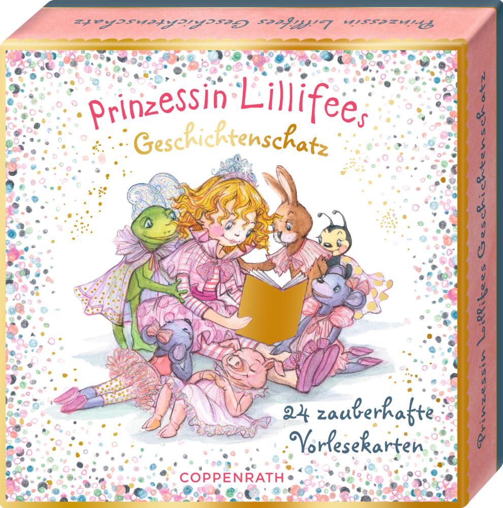 Prinzessin Lillifees Geschichtenschatz (Vorlesekarten)