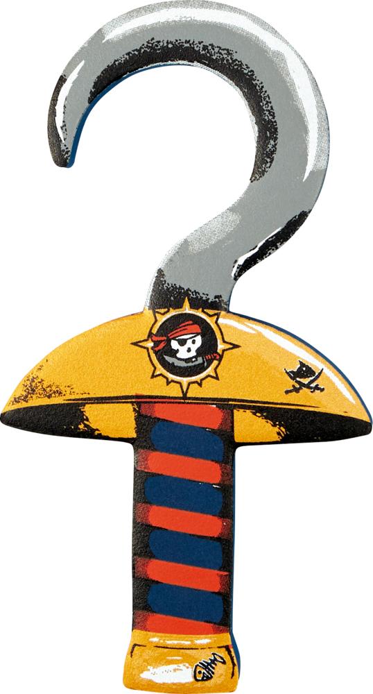 Piratenhaken Capt'n Sharky